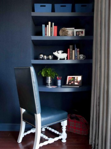 "HGTV: ""Small Home Office Ideas"""