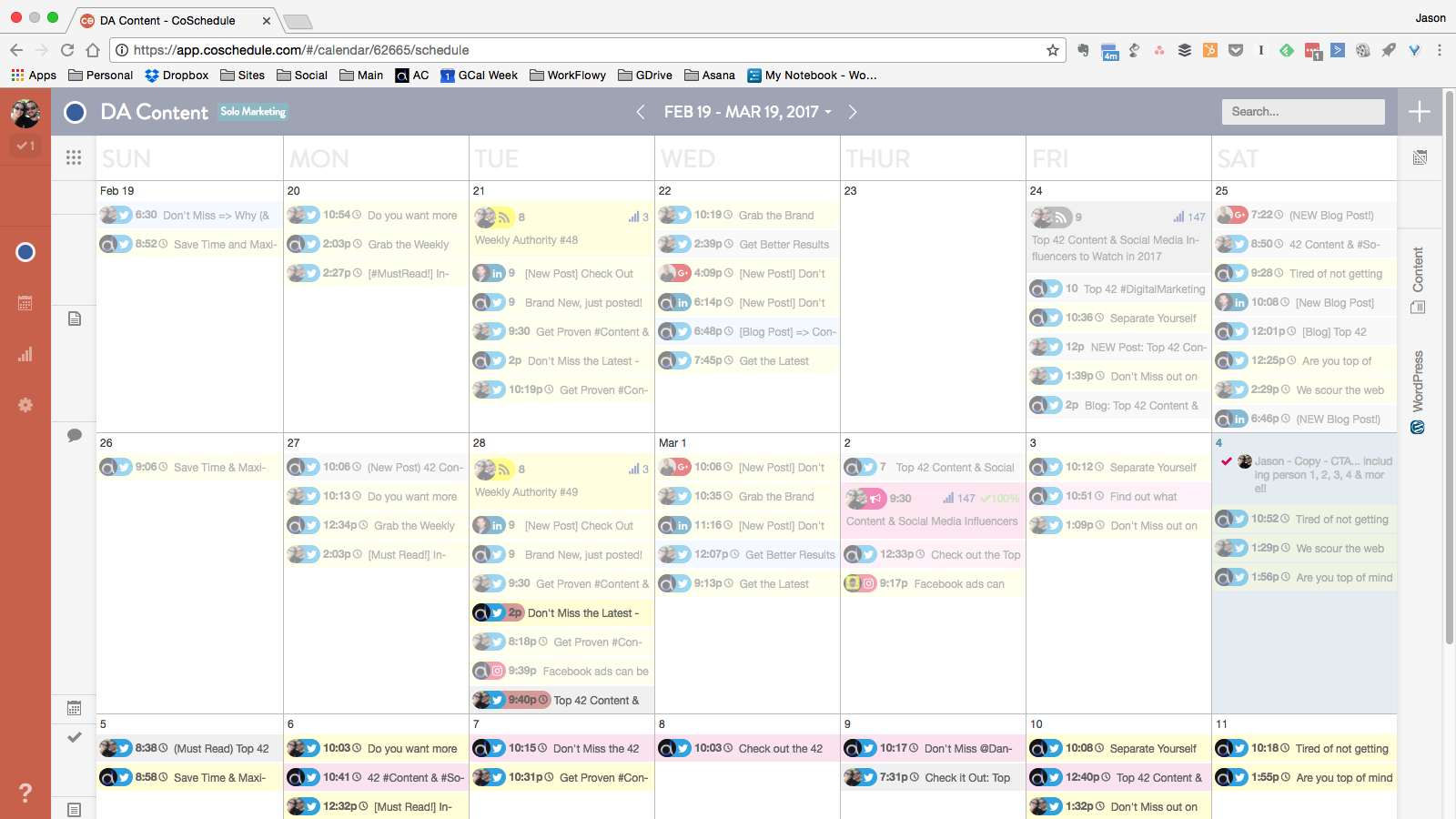 10 Effective Tips for Developing a Dynamic Content Calendar