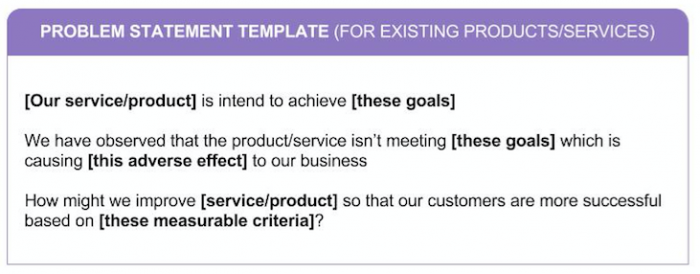3 steps to determine if your product fits user needs hiring upwork image of problem statement template flashek Gallery
