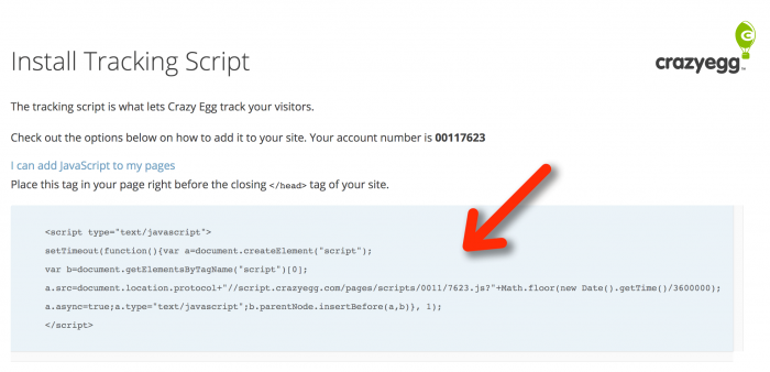 How to Install JavaScript Snippets and Website Code into