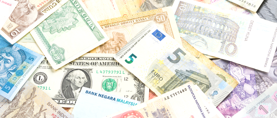 Currency dealing
