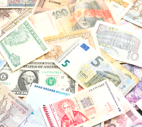 Image for Dealing with Foreign Currency in Invoicing and Payments