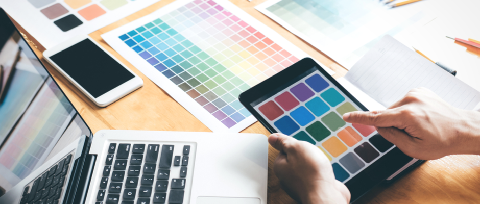 how a freelance designer can create assets for social channels use