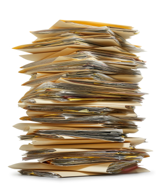 Tax Time: Keep the Paperwork Under Control
