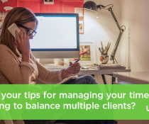 Balancing Act: How to Manage Time When You Have Multiple Clients